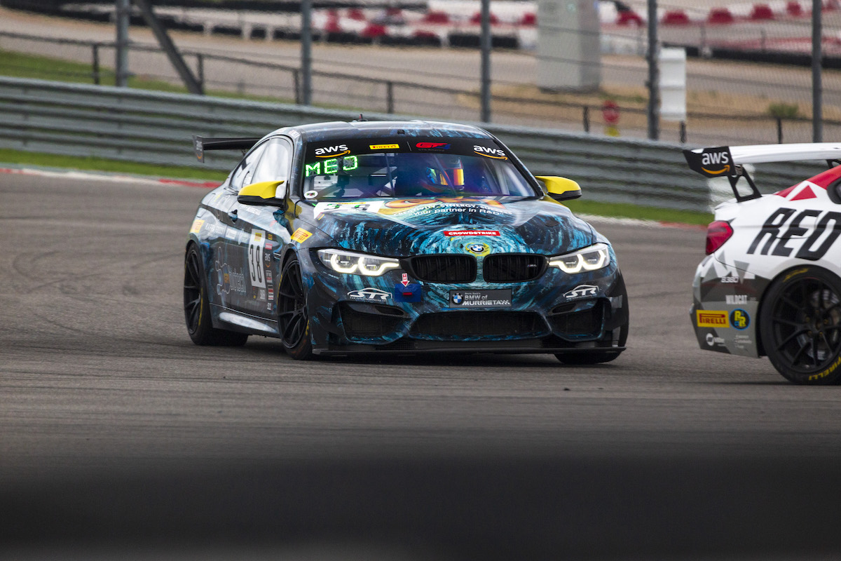 Two Podiums, Two Top Fives, and a Returning Race Winner in a Busy Weekend for ST Racing at COTA